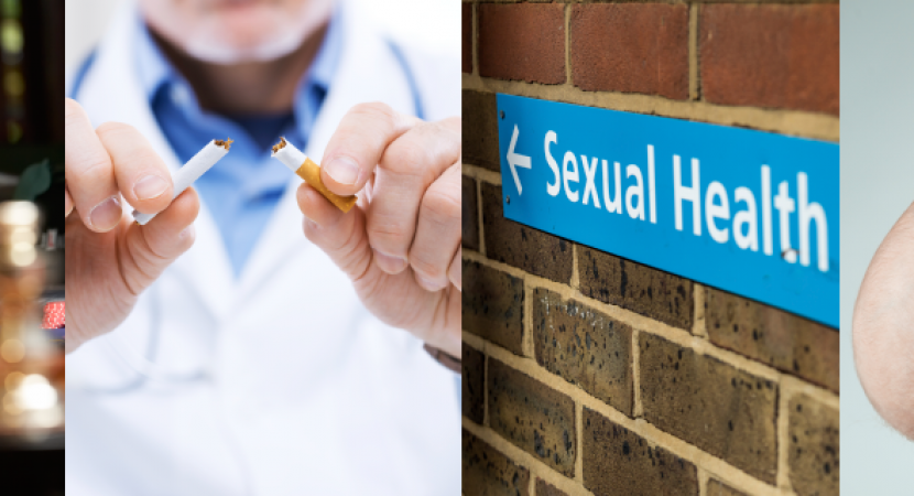 Sexual health clinics
